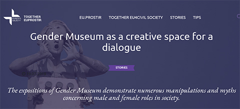 Gender Museum as a creative space for a dialogue 1ea80b035967f